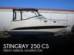 Stingray 2008