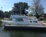 Custom Marlin 40 Trawler LRC (aluminum) 1995