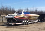 Fountain Powerboats 47 2000
