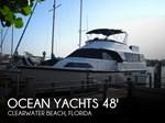 Ocean Yachts 1990