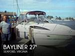 Bayliner 2001