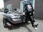 Nitro Z-7 bass boat 2012