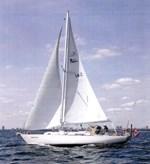 Whitby Boat Works Alberg 37    Sloop 1975