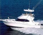 Riviera 37 Sportfish w/Lower Helm 2005