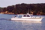 Chesapeake Bay - Allen Boatbuilders - Markley Hull Express Downeast 2002