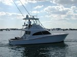 Custom R&R Boatworks 44' Built from Garlington tooling 2011
