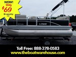 Lowe Boats Ultra Cruise 160 2016