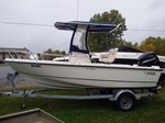 Boston Whaler 190 Outrage 2012