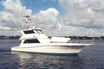 Viking Enclosed Flybridge 1998