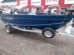 Lund Boat Co 1625 Fury XL Tiller 2015
