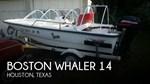Boston Whaler 2001