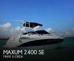 Maxum 2007