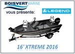 Legend 16 XTREME 2016