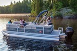 Sun Tracker PARTY BARGE® 20 DLX 2016