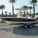 Scout 195 Sport fish 2015