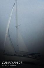 Canadian Sailcraft 1977