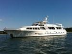 DENISON Raised Bridge Motor Yacht 1986