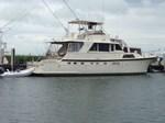 HATTERAS Yacht Fisherman 1975