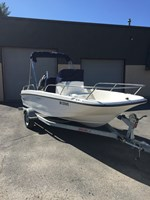 Boston Whaler 170 Dauntless 2012