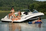 Sea Ray 210 Select 2010