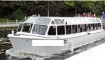 Canal Boat Tour Vessel 1986