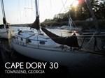 Cape Dory 1982