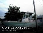Sea Fox 2014