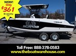 Wellcraft 242 Scarab Fisherman Yamaha 300hp Four Strokes ... 2016
