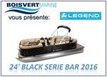 Legend *25 BLACK SERIE BAR 2016