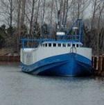 Steel Commercial Fishing Vessel 1988
