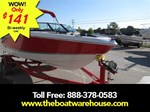 Four Winns H180 Mercruiser 190HP Trailer Wake Tower 2016