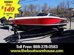 Four Winns H190SS Mercruiser 220HP Trailer Ext Platform 2016