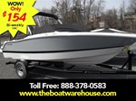 Four Winns H190 Mercruiser 220HP Trailer Ext Platform 2016