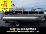 Lowe Boats Ultra 162 Fish & Cruise Mercury 25HP Live Well Fis 2016