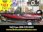 Lowe Boats FS 1610 Merc 90HP Trailer Fish Finder Stereo Bo... 2016