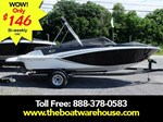 Glastron GT 205 Mercruiser 260HP Trailer Ext Platform 2016