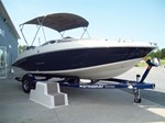 Stingray Boat Co 212 SC Deck Boat.  Bring the kids, bring the frien 2014