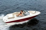 Stingray Boat Co 188 LX - You'll find the 188LX to be quick and 2016