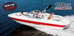 Stingray Boat Co 198RX - One of our newest Stingray Rally models. T 2016