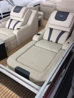 Avalon Windjammer Rear Lounger 2016