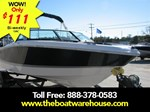 Four Winns H180 Mercruiser 135HP Trailer 2016