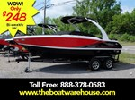 Four Winns H210SS Mercruiser 300HP Trailer Wake Tower 2016