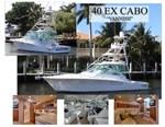 Cabo Yachts 40 EXPRESS 2010