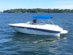 Bayliner 249 Deck Boat 2003