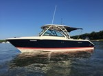 Pursuit DC 265 Dual Console 2013