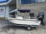 Boston Whaler 150 Montauk 2012