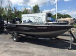 Crestliner 1650 Fish Hawk WT 2013
