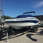 CROWNLINE 235 SS 2013