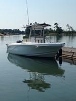 Carolina Skiff Sea Chaser 2100 Offshore Series 2011