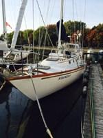 Whitby Boat Works. ( C&C Design) Whitby 45 MK II 1983